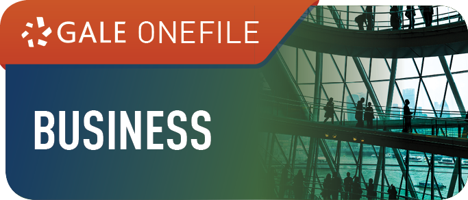 Gale OneFile: Business
